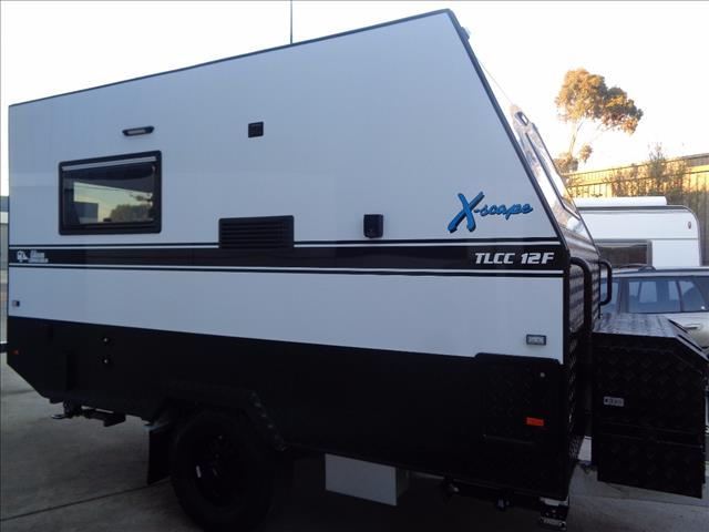 TLCC X-SCAPE 12' OFF ROAD