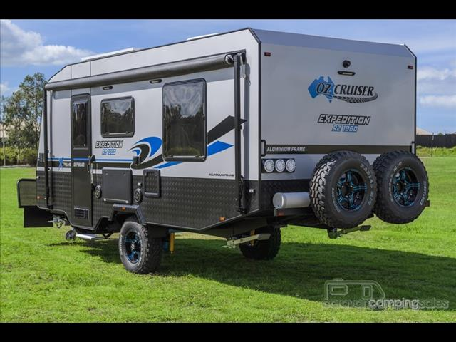 OZ CRUISER Xtreme Expedition RZ1860 OFF ROAD