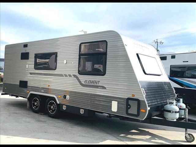 2014 Coromal Element B632 Silver Series
