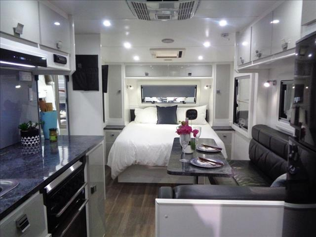 2016 JB Caravan Dreamline Platinum