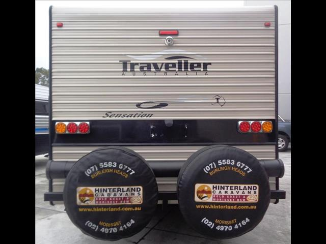 2014 Traveller Sensarion