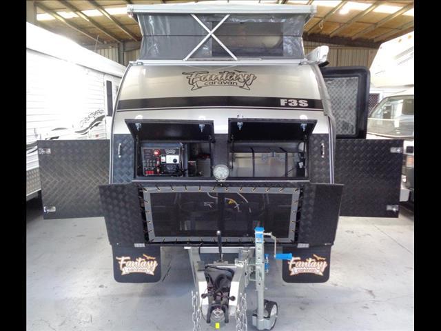 2018 Fantasy Caravan F3S OFF ROAD