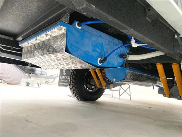 New Apache Navigator15 Off Road Hybrid
