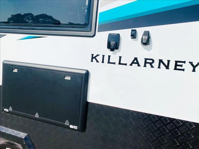 2019 Cosy Cab Caravans Killarney