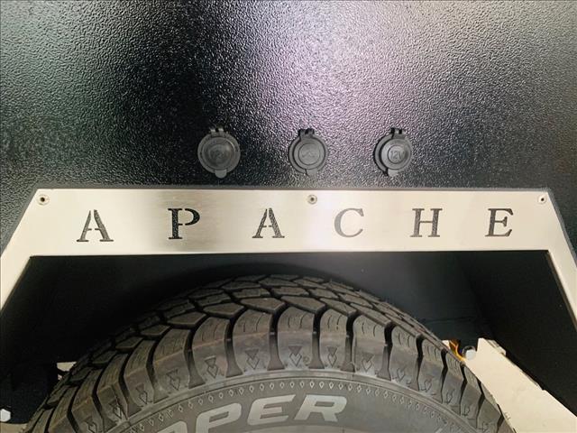 New Apache Camper X4