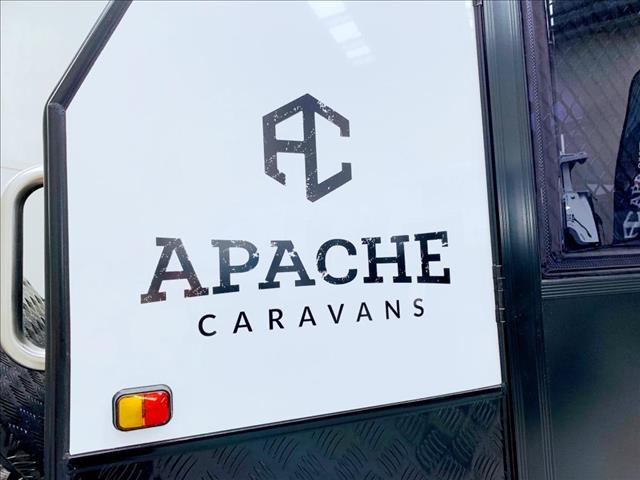 APACHE 13.10FT OFF ROAD HARD TOP
