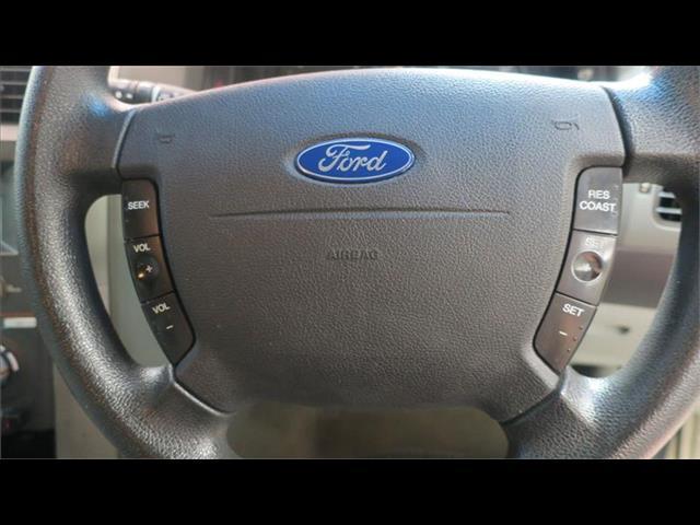 2008 Ford Territory TX SY Wagon