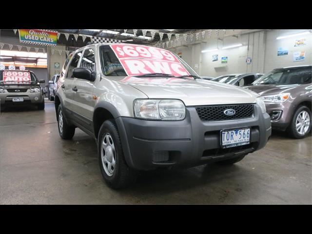 2005 Ford Escape XLS ZB Wagon