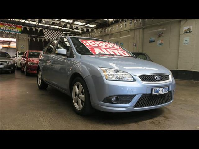 2007 Ford Focus LX LT Hatchback