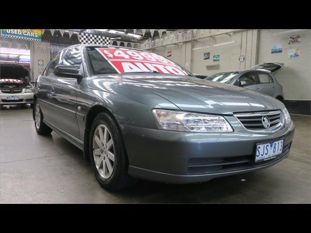 2003 Holden Berlina  VY Sedan
