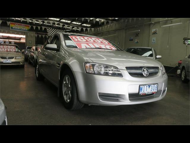 2008 Holden Commodore Omega VE MY09 Sedan