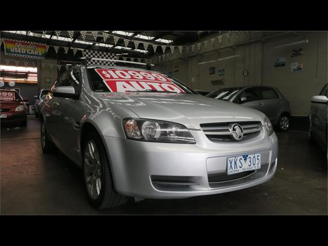 2010 Holden Commodore International VE MY10 Wagon