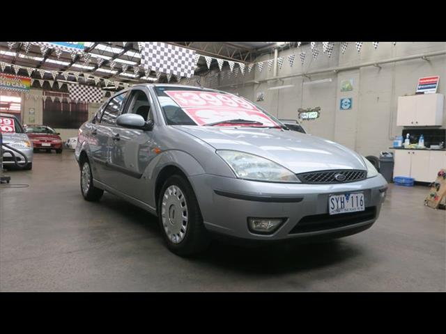 2004 FORD FOCUS CL LR 4D SEDAN