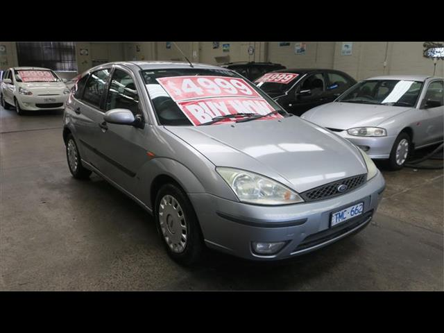2005 FORD FOCUS CL LR 5D HATCHBACK