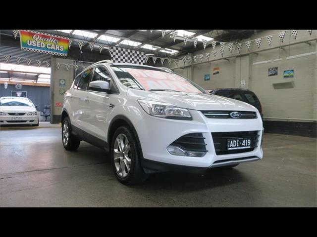 2014 FORD KUGA TREND (AWD) TF 4D WAGON