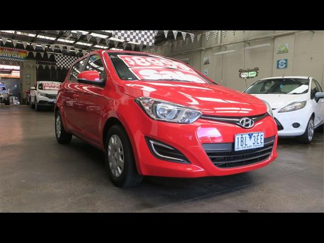 2014 Hyundai i20 Active PB MY14 Hatchback