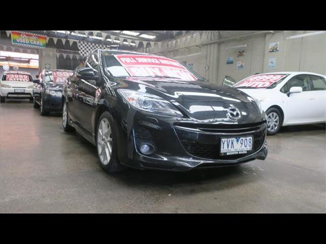 2011 Mazda 3 SP25 BL10L2 Sedan