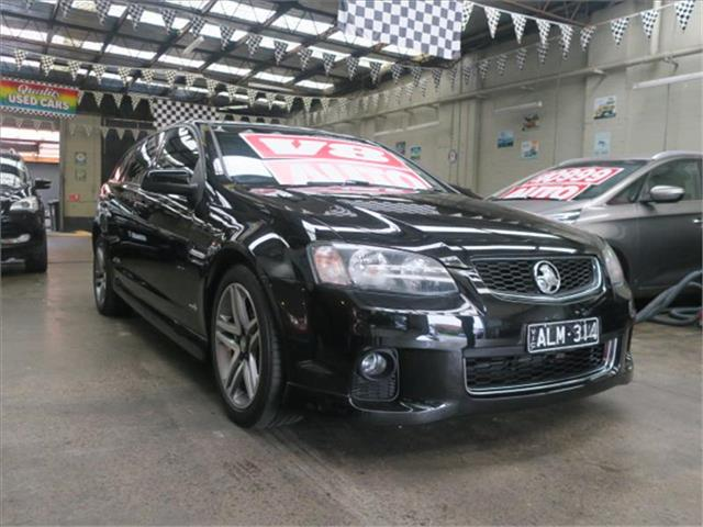 2012 Holden Commodore SS VE II MY12 Wagon