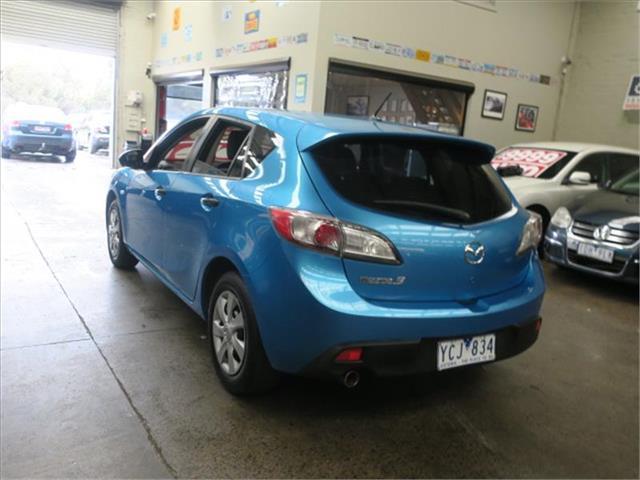 2010 Mazda 3 Neo BL10F1 Hatchback