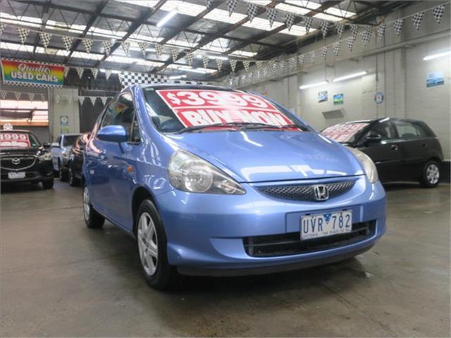 2007 Honda Jazz GLi GD Hatchback
