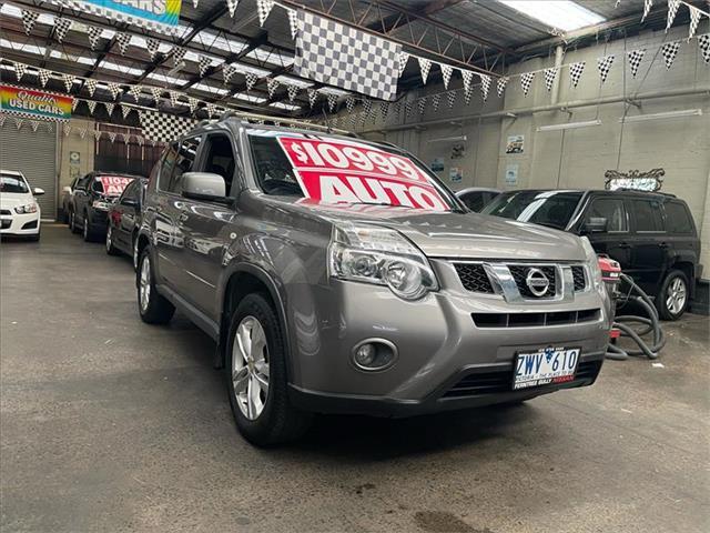 2013 Nissan X-TRAIL ST-L T31 Series V Wagon