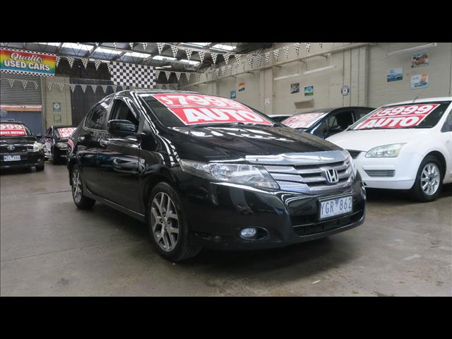 2011 Honda City VTi-L GM MY11 Sedan