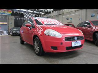 2007 FIAT PUNTO DYNAMIC 5D HATCHBACK