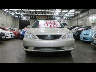 2005 TOYOTA CAMRY ALTISE MCV36R UPGRADE 4D SEDAN