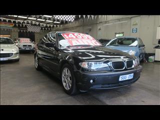2000 BMW 3 18i E46 4D SEDAN