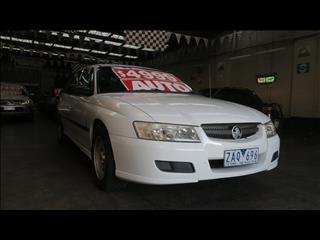 2004 HOLDEN COMMODORE EXECUTIVE VZ 4D WAGON