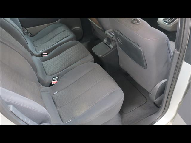 2008 RENAULT SCENIC II DYNAMIQUE J84 MY07 4D WAGON