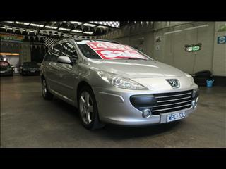2008 PEUGEOT 307 XS HDi 1.6 TOURING MY06 UPGRADE 4D WAGON