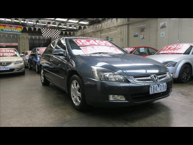 2004 Honda Accord For Sale >> 2004 Honda Accord Vti 40 4d Sedan
