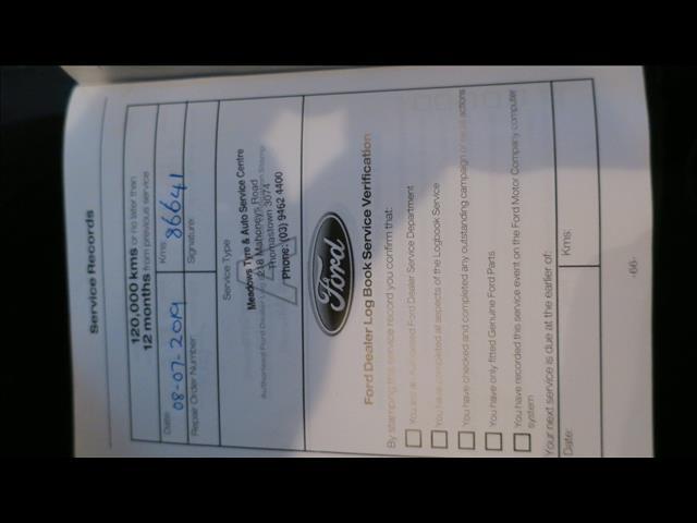 2011 FORD TERRITORY TX (4x4) SY MKII 4D WAGON