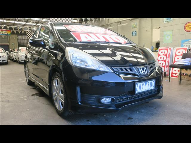 2012 Honda Jazz Vibe-S GE MY12 Hatchback