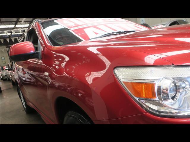 2011 Mitsubishi ASX  XA MY11 Wagon