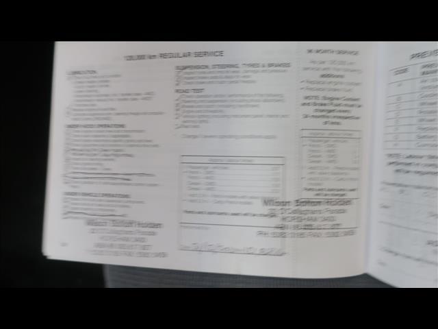2001 MITSUBISHI LANCER GLi CE 4D SEDAN