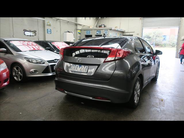 2013 HONDA CIVIC VTi-S FK MY13 5D HATCHBACK