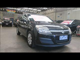 2006 HOLDEN ASTRA CD AH MY06 5D HATCHBACK