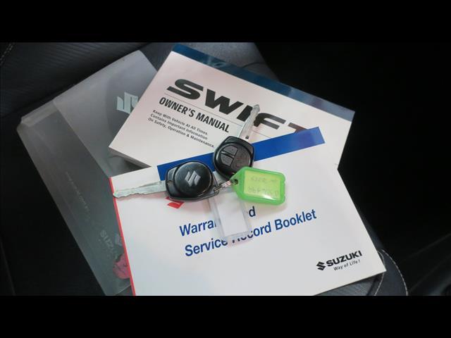 2009 SUZUKI SWIFT S EZ 07 UPDATE 5D HATCHBACK