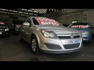 2005 HOLDEN ASTRA CD AH 5D HATCHBACK