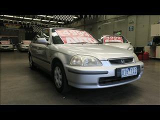 1998 HONDA CIVIC GLi 4D SEDAN