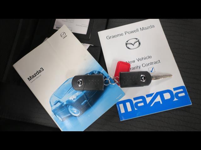 2008 MAZDA MAZDA3 NEO SPORT BK MY08 4D SEDAN