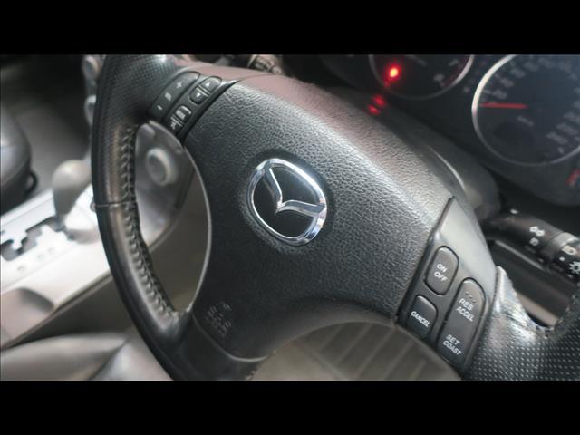 2005 MAZDA MAZDA6 CLASSIC GG 5D HATCHBACK