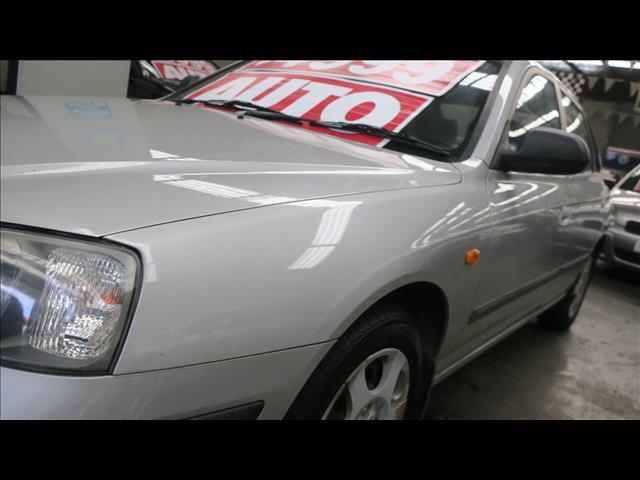 2003 HYUNDAI ELANTRA GL XD 5D HATCHBACK