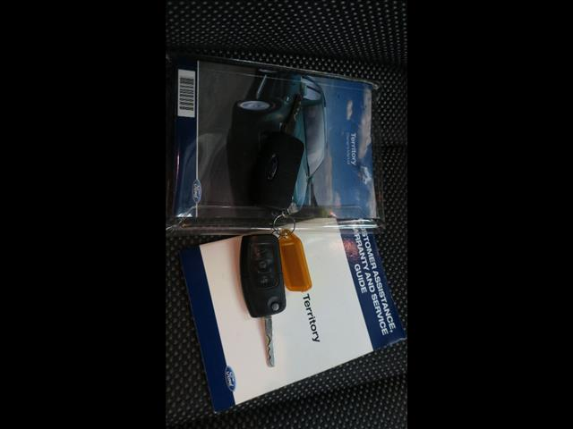 2010 FORD TERRITORY TX (RWD) SY MKII 4D WAGON