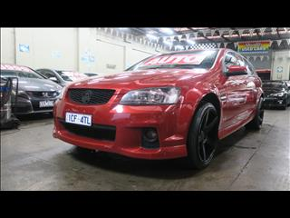 2011 HOLDEN COMMODORE SS VE II MY12 4D SPORTWAGON