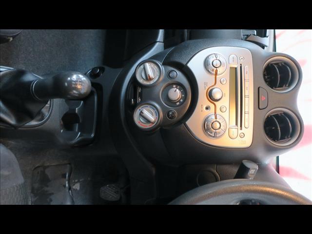 2012 NISSAN MICRA ST-L K13 5D HATCHBACK