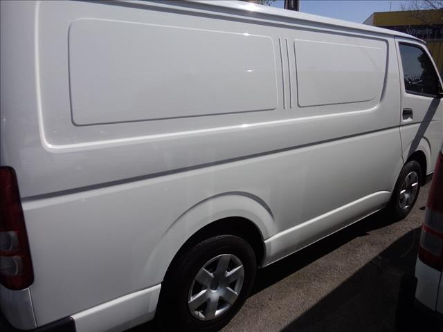 3cbfd68622 Cars For Sale New 2009 2009 TOYOTA HIACE LWB KDH201R MY07 UPGRADE 4D ...