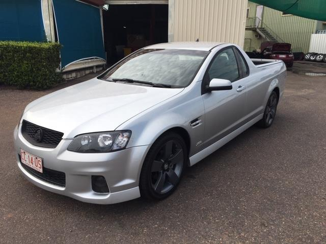 2013 HOLDEN COMMODORE SV6 Z-SERIES VE II MY12.5 UTILITY
